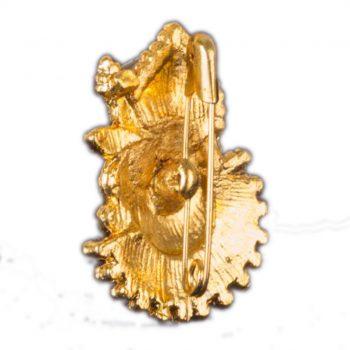 Shaam Ji Mukharvind Shape Brooch Pack of 100 Pieces