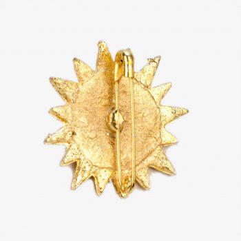 Rani Sati Dadi Sun Shape Brooch Pack of 100 Pieces