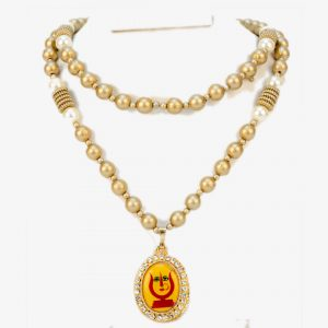 Swagat Mala with broach